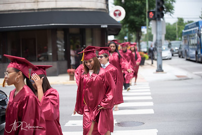 Clissold Elementary Graduation 201944