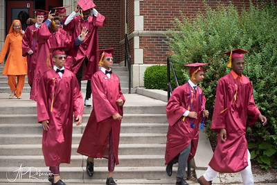 Clissold Elementary Graduation 201912