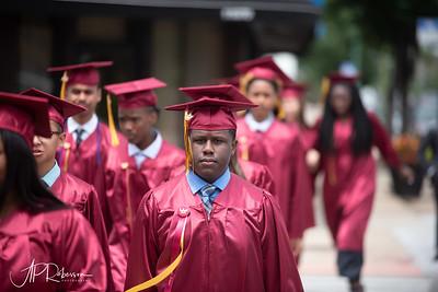 Clissold Elementary Graduation 201946
