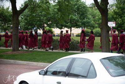 Clissold Elementary Graduation 201917