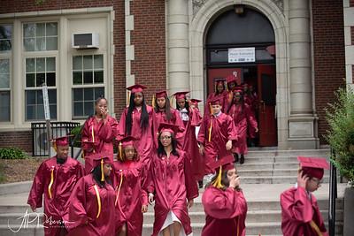 Clissold Elementary Graduation 20199