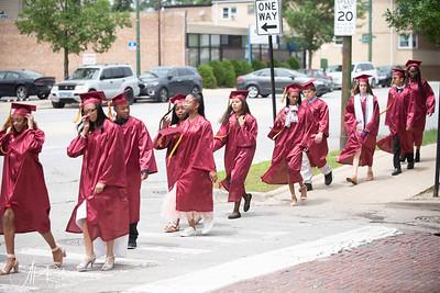 Clissold Elementary Graduation 201925