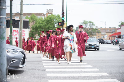 Clissold Elementary Graduation 201935