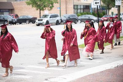 Clissold Elementary Graduation 201924