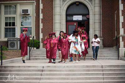 Clissold Elementary Graduation 20193