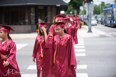 Clissold Elementary Graduation 201942