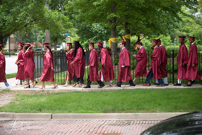 Clissold Elementary Graduation 201929
