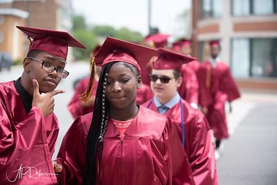 Clissold Elementary Graduation 201948