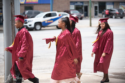 Clissold Elementary Graduation 201930