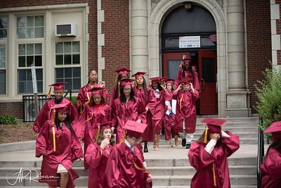 Clissold Elementary Graduation 20198