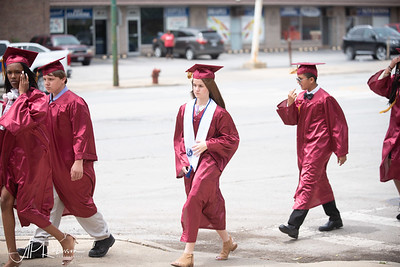Clissold Elementary Graduation 201931