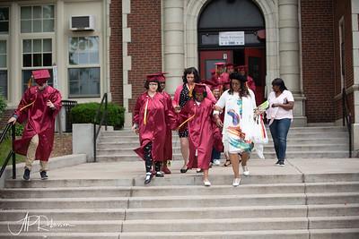 Clissold Elementary Graduation 20195