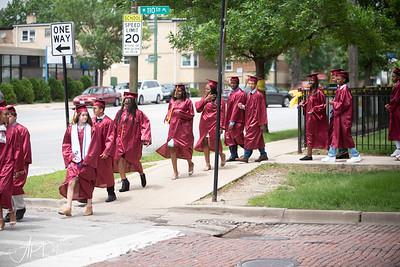 Clissold Elementary Graduation 201926