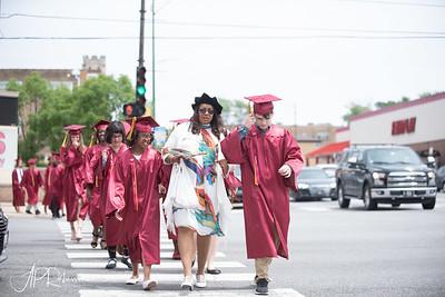 Clissold Elementary Graduation 201936