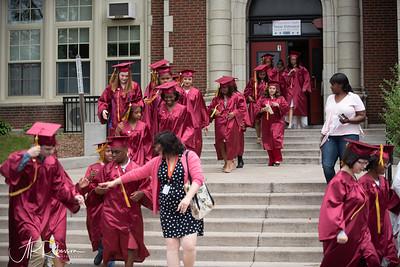 Clissold Elementary Graduation 20196