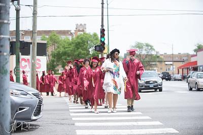 Clissold Elementary Graduation 201934