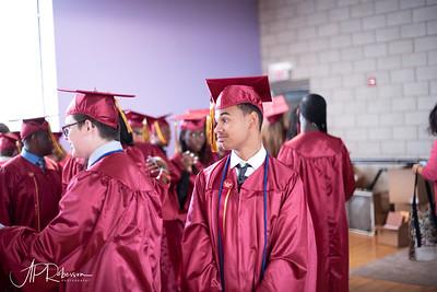 Clissold Elementary Graduation 201954