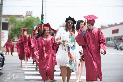 Clissold Elementary Graduation 201937
