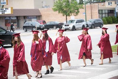 Clissold Elementary Graduation 201920