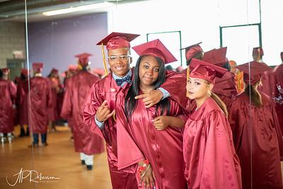 Clissold Elementary Graduation 201956