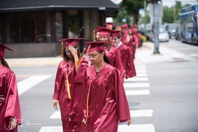 Clissold Elementary Graduation 201943