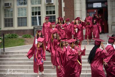 Clissold Elementary Graduation 20197