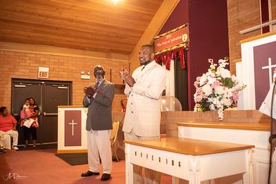 Pastor Matlock's Birthday-966