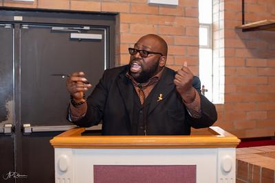 Pastor Matlock's Birthday-993