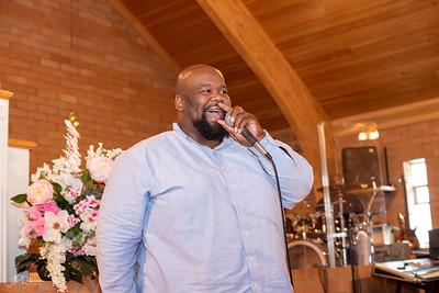 Pastor Matlock's Birthday-989