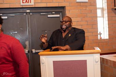 Pastor Matlock's Birthday-991