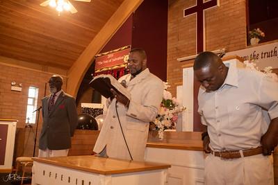 Pastor Matlock's Birthday-975