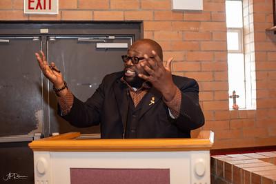 Pastor Matlock's Birthday-992