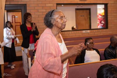 Pastor Matlock's Birthday-981