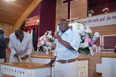 Pastor Matlock's Birthday-973