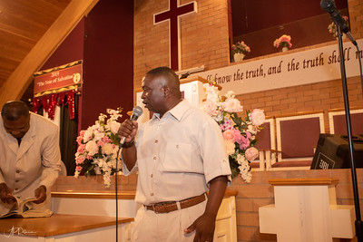 Pastor Matlock's Birthday-971