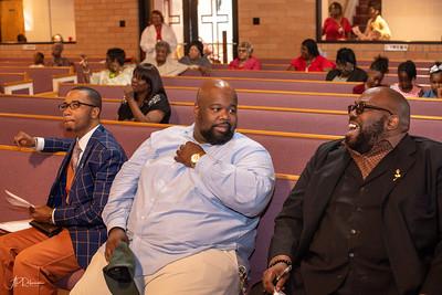 Pastor Matlock's Birthday-987
