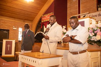 Pastor Matlock's Birthday-976