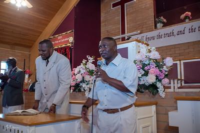Pastor Matlock's Birthday-974