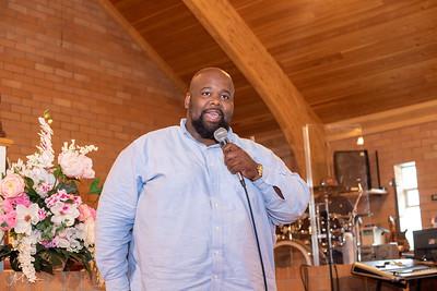 Pastor Matlock's Birthday-990