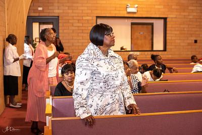 Pastor Matlock's Birthday-984