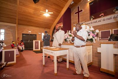 Pastor Matlock's Birthday-978
