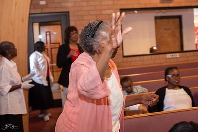 Pastor Matlock's Birthday-982