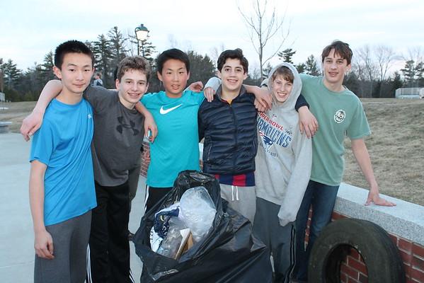 Trash Dash Dorm Olympics