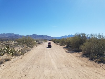 4-21-18 am ATV tour Dustin and Mitch