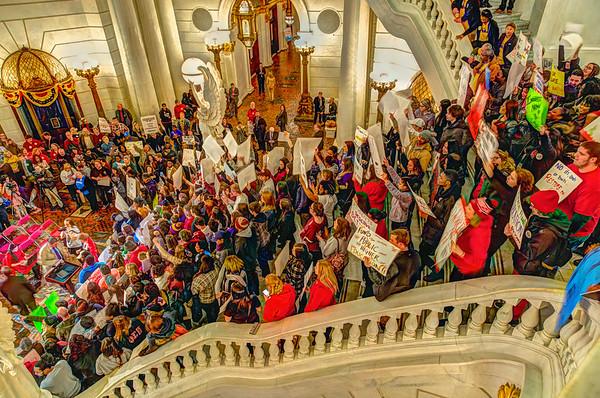Harrisburg Capital Rally 2016