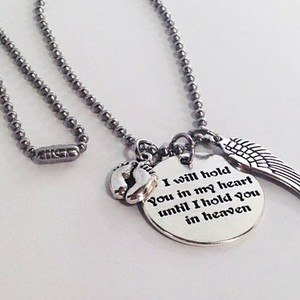 Infant Loss / Memorial Necklace