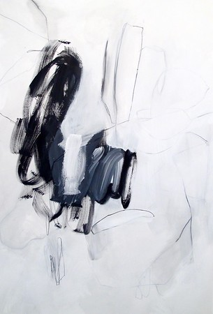 Gestural Composition-Iorillo, 60x40