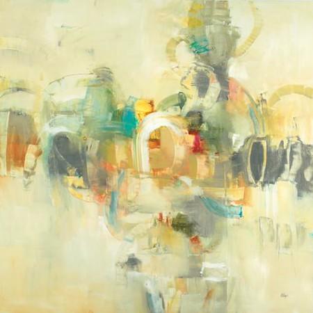 Hoola Hoop 1-Ridgers, 48x48 on canvas (AEAZAS16-4-27)
