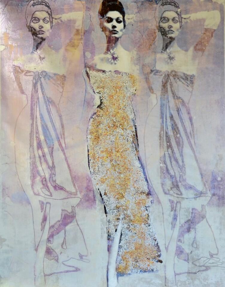 Three Ladies-Pezhman
