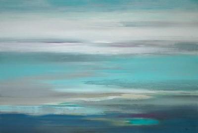 Ocean Scape III-Ridgers, 40x60 on canvas